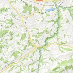 Gallen via Teufen AR Diagram, Map, Search, Driving Route Planner, Switzerland, Location Map, Searching, Maps