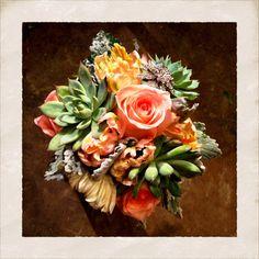 Bouquet design by lana with Fairbanksflorist.net