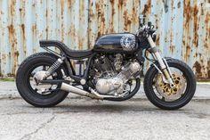 YAMAHA VIRAGO 1100 Cafe Racer BY DOGMA MOTORCYCLES #motorcycles #caferacer #motos | caferacerpasion.com