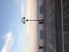 Boardwalk in Ocean City , New Jersey