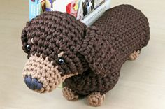 How to Crochet a Boodles Dog #Crochet #Boodles