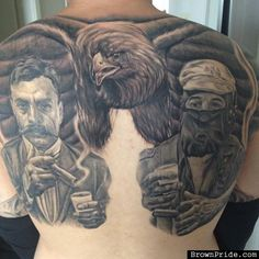 1000 images about tattoos challenging the latino for Emiliano zapata tattoo