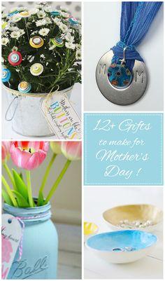 12+ Handmade Gifts f