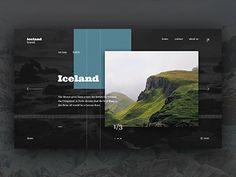 UI Movement - The best UI design inspiration, every day. Best Ui Design, Design Ios, Web Design Agency, Travel Design, Interface Design, Page Design, User Interface, Graphic Design, Website Design Layout
