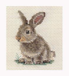 Cross-stitch Bunny, part 1...    Gallery.ru / Фото #29 - 201 - markisa81