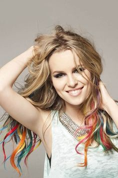 Bridget mendler is my favorite singer