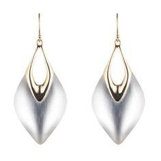 Alexis Bittar, Liquid Metal Earrings