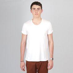 LVM Tee White