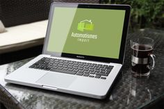 Logo Automatismes-import sur macbook - Portfolio Caroline Constant