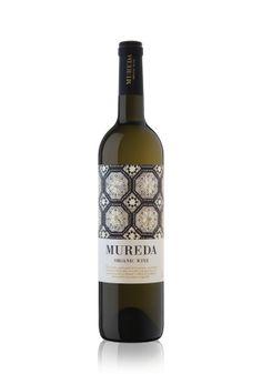 Mureda Organic Wine - Blanco Packaging realizado para el mercado chino y ruso.