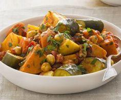 Rezept: Gemüseeintopf auf marokkanische Art