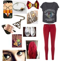 Harry potter outfit!