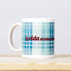 "Taza ""Madre Teresa"" ¡Atrévete! - Luminaria Regalos Cristianos 9,50€ Mugs, Tableware, Life Is An Adventure, Christian Gifts, Christian Living, Mother Teresa, Dinnerware, Cups, Mug"