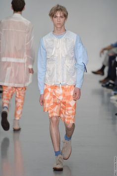Lou Dalton Spring Summer 2016 Primavera Verano #Menswear #Trends #Tendencias #Moda Hombre London Collections MEN  Male Fashion Trends