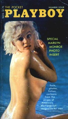 """People say Marilyn Monroe was """"bigger"""", but she really wasn't. If you look at…"""