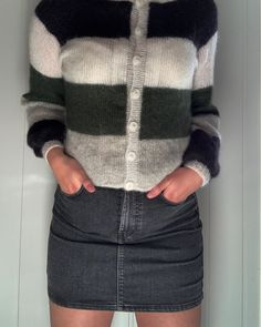 Sorbet, Knit Cardigan, Photo And Video, Points, Knitting, How To Make, Pie, Clothes, Instagram