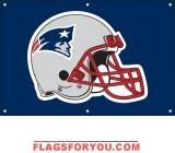 Patriots Fan Banner x New England Patriots Flag, Patriots Fans, House Flags, Football Helmets, Banner, Banner Stands, Banners
