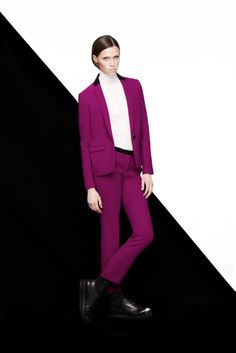 look 10. Pre-Fall 2012. Costume National