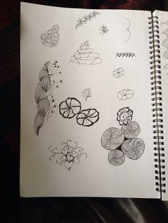 Practice tangles!