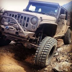 Jeep Wrangler Unlimited from Mark  K.  Like our facebook page https://www.facebook.com/safaripal to get more cool JEEP photos.