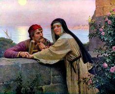 Vows (Edmund Blair Leighton)