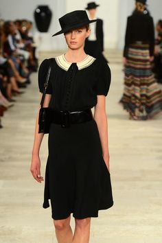 Image detail for -the Ralph Lauren Spring 2013 fashion show during Mercedes-Benz Fashion ...