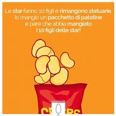 Le patatine...