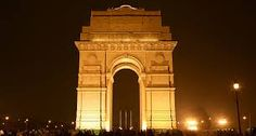 Information about India Gate, India ! History of India Gate in Hindi | Important Monuments