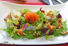 Vinaigrette, Cobb Salad, Clean Eating, Lunch, Ethnic Recipes, Sweet, Food, Barbacoa, Queso