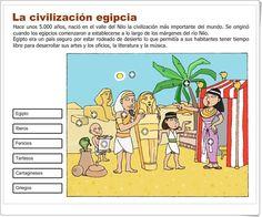"""""""La Edad Antigua"""" (Historia de Educación Primaria)"""