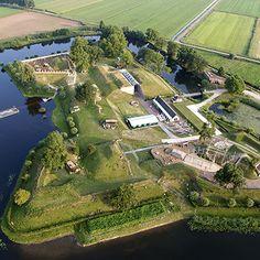 GeoFort, Herwijnen.  Een leuk dagje uit voor het hele gezin! Speuren, ontdekken, leren en experimenteren op een historisch forteiland centraal gelegen in Nederland.