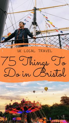This list of 75 things to do in Bristol showcases the best of what the city has to offer first time visitors. Visit Bristol, Clifton Village, Stuff To Do, Things To Do, Bristol England, City Farm, River Park, Hill Park, Places