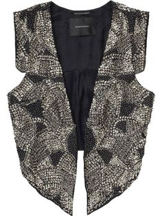 Sequin gilet from Scotch & Soda