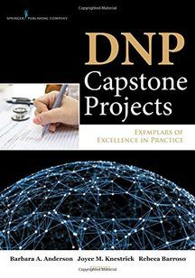 Doctor of Nursing Practice (DNP) books for nurses and nurse practitioners