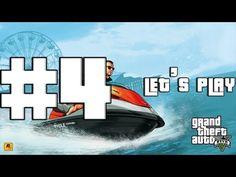 Grand Theft Auto V (GTA 5) / Let's Play Walkthrough / Pulling Favors #4