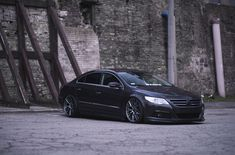 Take a look at the Beast ModeOn: Stealthy Black VW CC Featuring Crystal Clear Headlights photos and go back to customizing your vehicle with renewed passion. Vw Cc R Line, Passat Tdi, Gas Monkey, Military Discounts, Volkswagen Golf, Cool Cars, Beast, Truck, Crystals
