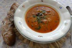 Jak uvařit frankfurtskou polévku | recept