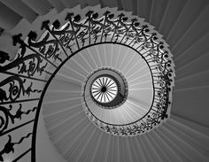 Tulip Staircase by .Vulture Labs on 500px