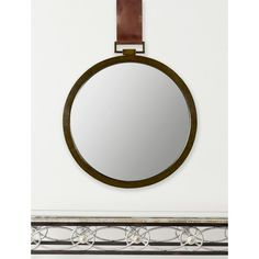 Safavieh Time Out Warm Amber 21-inch Mirror