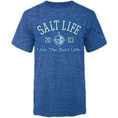 cd3a99d5657b0 Salt Life - All Men s - Team Salt Life Tee Shirt Short Sleeve Tee