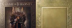 GameOfThrones Season1 - 3D multi-level emboss die - design and dies manufacturing by gasperini.it