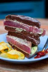 """Amazing row steack sandwich/""""Prego"""" in O Prego da Peixaria #lisbon #lisboa #Portugal #cityguidelisbon"""