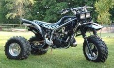Yamaha Big-Bore Tri-Z