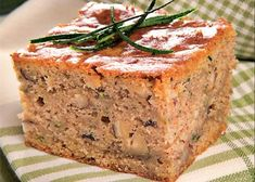 Squashkage | Ude og Hjemme Almond Joy, Squash, Banana Bread, Zucchini, Sweet Treats, Deserts, Goodies, Sweets, Restaurant