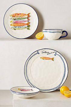 Sardina Dinnerware