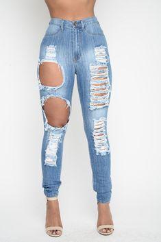 Karen Millen elastico in vita Skinny Jeggings In Denim Stretch Leggings pantaloni 10 14