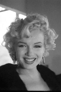 The beautiful Marilyn