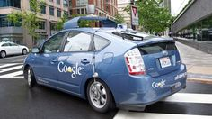 Rise of the machines – self-driving autonomous cars are coming-Google's self-driving car