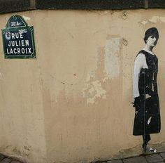 #photo rue Julien-Lacroix #Paris20 #PEAV @Menilmuche @kichoton