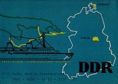 Radio Berlin International - German Democratic Republic (GDR) - D.D.R.